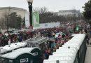 闹大了:上百万人华盛顿反特朗普大游行
