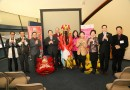 多倫多華商會於多倫多市政廳舉行團拜