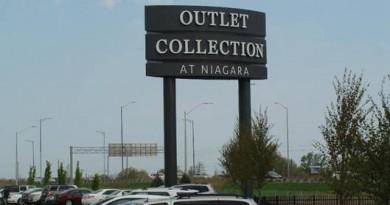 潮游多伦多: 加拿大最大品牌直销中心 Outlet Collection at Niagara
