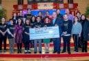 「Alan Ho Charity Roadshows 愛心慈善之旅」為智愛籌二萬七善款
