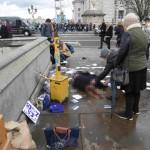 最新报道:英国恐袭5死40伤