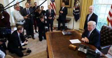 特朗普遭受重大挫折众议院通不过医改议案