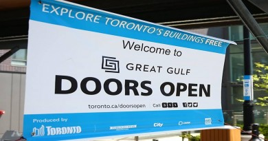 多伦多Doors Open:打开一扇门,尽享建筑盛宴