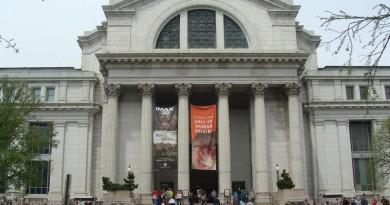 [周遊華盛頓] 國家自然史博物館: 瘋狂的石頭