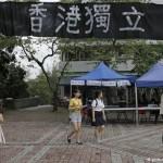 """香港议员发表""""港独杀无赦""""言论 令社会哗然"""
