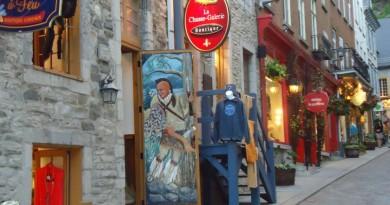 周遊魁北克:小香蒲蘭,離塵不離城