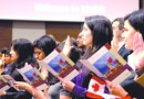 Citizenship Week Welcomed 6442 New Canadians