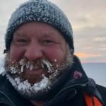 阿尔伯塔男子10年徒步横穿加拿大