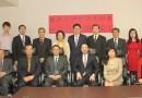 新任中国驻多伦多总领事韩涛到访加拿大中国专业人士协会