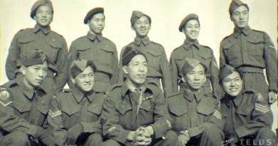 136部队—加国华裔士兵的历史功绩