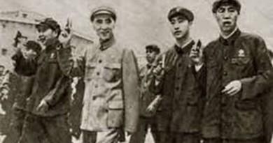 """毛泽东和林彪的""""接班人""""的""""接班人""""之争 (2)"""