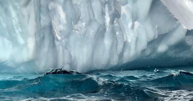 南极的色彩