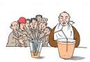 所有舆论都在制造一种中国很富有的假象