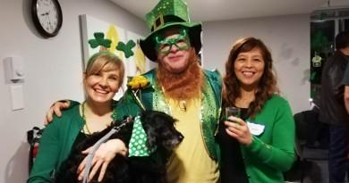 爱尔兰绿色纪念日