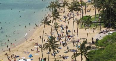 重遊夏威夷帶給我雙重的喜悅