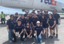 RCL CHKL participated in Orbis Plane Pull for Sight