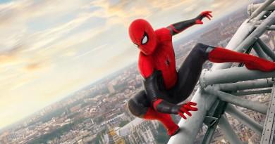《蜘蛛人:英雄远征》(Spider-Man: Far From Home)