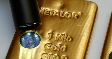高盛看好明年黄金投资机会