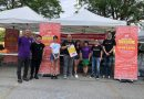 《全國幹細胞募捐活動–今週末在活力商場Woodside Square舉行》
