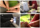 多伦多华人社团亲手缝制1000口罩捐赠医院