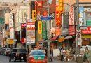 唐人街露天座位提供訪客更多用餐選擇
