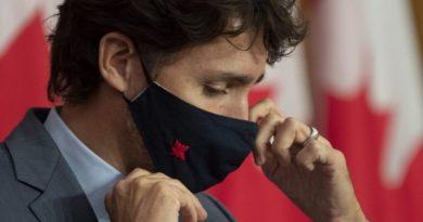 加拿大新冠病毒疫情:确诊725,495例,死亡18,462例