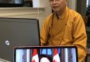 加拿大佛教会会长达义大和尚出席特鲁多总理与加拿大宗教领袖的对话