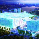 上海全球最大室内滑雪场加快推进建设