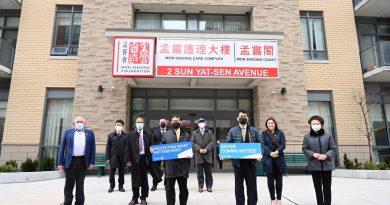 安省政府撥款3000萬元助養老院加強新冠病毒防護措施