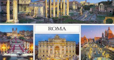 漫步在羅馬的帝國大道上