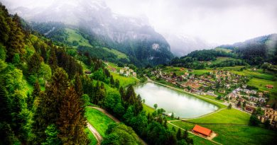 登峰瑞士鉄力士山