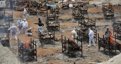 印度疫情蔓延全球40多国 尼泊尔等南亚地区形势严峻