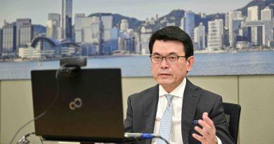 商經局局長向加拿大商界介紹香港最新發展和營商優勢