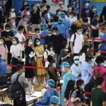 中国报告76例新增病例 南京全员筛检、地铁停运